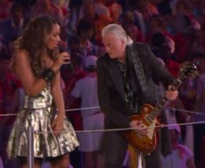 Jimmy Page and Leona Lewis - Whole Lotta Lust